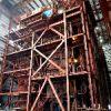 На Сахалинской ГРЭС-2 завершен монтаж каркаса 1-го котла