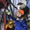 На строящемся ЭБ-2 НВАЭС-2 завершён 1-й этап работ на внутренней защитной оболочке здания реактора