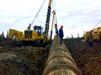 Нефтепровод в Саратовской области возобновил работу после пожара