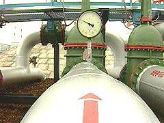 Газ рассеивается над Атлантикой