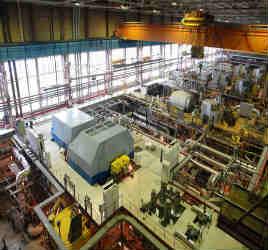 На СХК введена в эксплуатацию 4-я серия электролизеров по производству фтора
