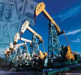 Российские нефтегазовые компании за год подешевели вдвое