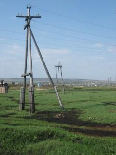 В 2-х районах Приморья продолжаются работы по восстановлению электроснабжения