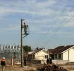 Электроснабжение в Гатчинском районе Ленобласти полностью восстановлено