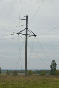 В Кузбассе модернизируют 4 ВЛ-110 кВ