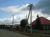 В Пермском крае восстановлено электроснабжение, нарушенное грозой