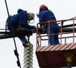 На Украине из-за непогоды остались без света 176 населенных пунктов