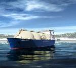 Совкомфлот получит 1-й танкер для Ямал СПГ осенью и направит его на ледовые испытания