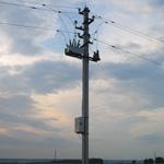 При реконструкции ВЛ-6 кВ в Ленобласти обнаружен снаряд времен ВОВ