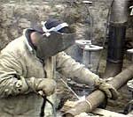 В преддверии холодов УКС провели противоаварийную тренировку по ликвидации повреждения теплосетей в Ижевске