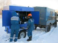 В Красноярском крае восстанавливают электроснабжение