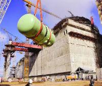 Росатом планирует в 2016г начать разработку проекта реакторной установки для АЭС в Египте