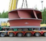 Силмаш отгрузил гидрооборудование для модернизации ГА-8 Жигулевской ГЭС