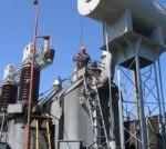 В Комсомольске-на-Амуре продолжается реконструкция ПС 35 кВ Городская и ПС 110 кВ Береговая