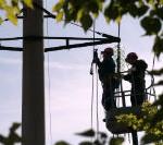 В Чугуевском и Лазовском районах Приморья электроснабжение восстановлено полностью