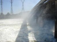 Новосибирская ГЭС снижает расходы воды