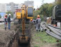УКС приступили к гидравлическим испытаниям теплосетей в микрорайонах Старого аэропорта в Ижевске
