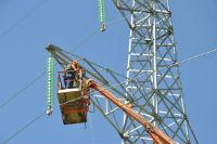 На 7 ВЛ-220 кВ в Приамурье установят новые опоры