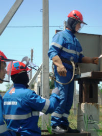 Ленэнерго усилило контроль состояния электросетевых объектов в связи с ухудшением погоды