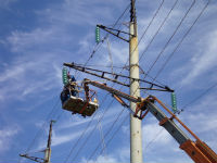 ФСК установит более 15 тыс изоляторов из закаленного стекла на 105 ВЛ-110-750 кВ Северо-Запада
