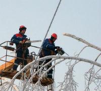 В Астраханской области нарушено электроснабжение