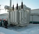 Завершается 2-й этап реконструкции ПС 330 кВ Завод Ильича в Петербурге