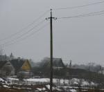 Более 13 тыс человек остались без электричества в Пензенской области