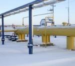 Импорт газа из РФ на Украину составит 25% в 2016г