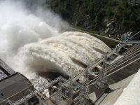 На Новосибирской ГЭС началась масштабная подготовка к весеннему половодью