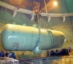 Завершена самая сложная производственная операция в изготовлении реактора «РИТМ-200» для ледокола «Урал»