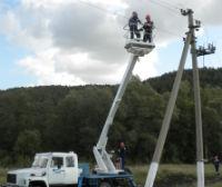 С начала года МРСК Центра отремонтировала 7,5 тыс км ЛЭП