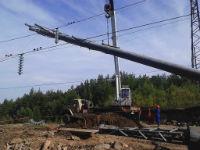 До конца октября на Камчатке отремонтируют 62 км ЛЭП