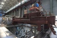 На Южной тепловой станции Рубцовска начат монтаж нового котла