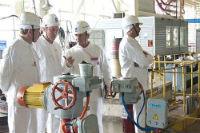 На шахте реактора ЭБ-2 ЛАЭС-2 в проектное положение установлена опорная ферма