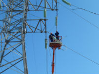 МРСК Центра и Приволжья в 2017г отремонтировала более 5 тыс км ВЛ-35-110 кВ