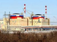 Российские АЭС в I кв увеличили выработку электроэнергии почти на 6%