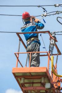 Нижновэнерго отремонтирует более 9000 км ЛЭП