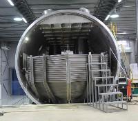 На ЭБ-1 Белорусской АЭС завершен монтаж парогенераторов