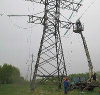 В Подмосковье реконструируют ВЛ-110 кВ Серпухов – Заповедник