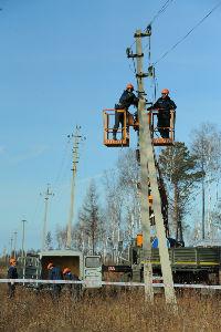 Грозовой фронт нарушил электроснабжение в 3-х районах Удмуртии