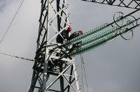 ФСК ЕЭС заменила более 4 тыс изоляторов на ЛЭП в Курской области