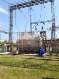 В Нижнем Новгороде реконструируют ПС 110 кВ Свердловская