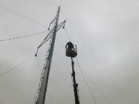 В Дагестане около 27 тыс человек остались без электричества