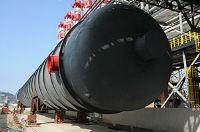 Новый корпус реактора для Белорусской АЭС отгрузят в конце октября