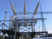 В Петербурге завершается строительство ПС 110 кВ Невская Губа для электроснабжения Лахта Центра