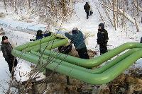 УКС восстановят асфальт, бордюры и газоны после зимних ремонтов теплотрасс в Ижевске