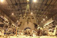 На ЭБ-1 ЛАЭС-2 успешно прошли высоковольтные испытания статора генератора