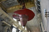 На Жигулевской ГЭС модернизировали ГА-8