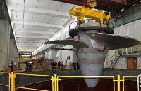 На Чебоксарской ГЭС реконструирован ГА №5