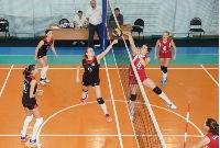 В Благовещенске прошёл турнир по волейболу среди женских команд Дальнего Востока